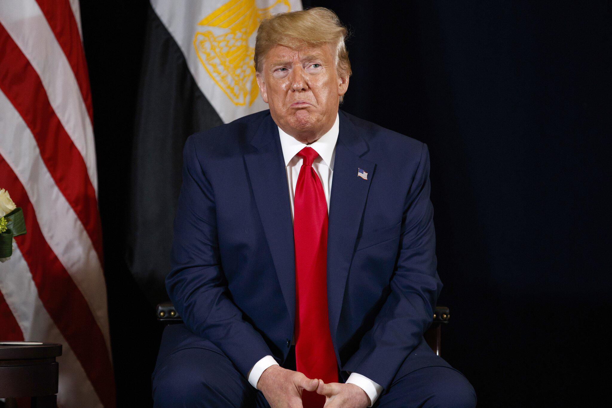 Bild zu US-Präsident trifft ägyptischen Präsidenten