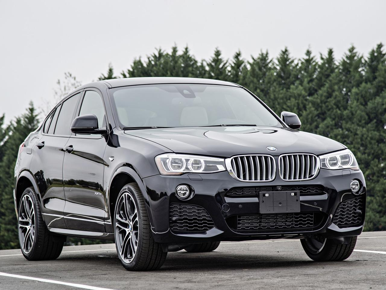 Bild zu BMW X4 (F26)