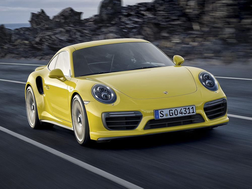 Bild zu Porsche Turbo