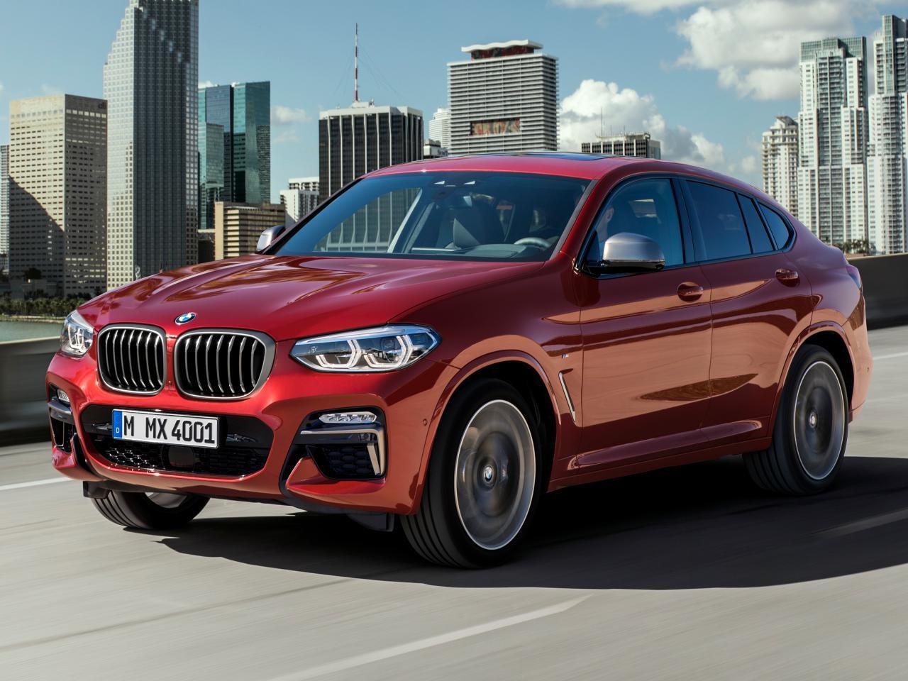 Bild zu BMW X4 (G02)