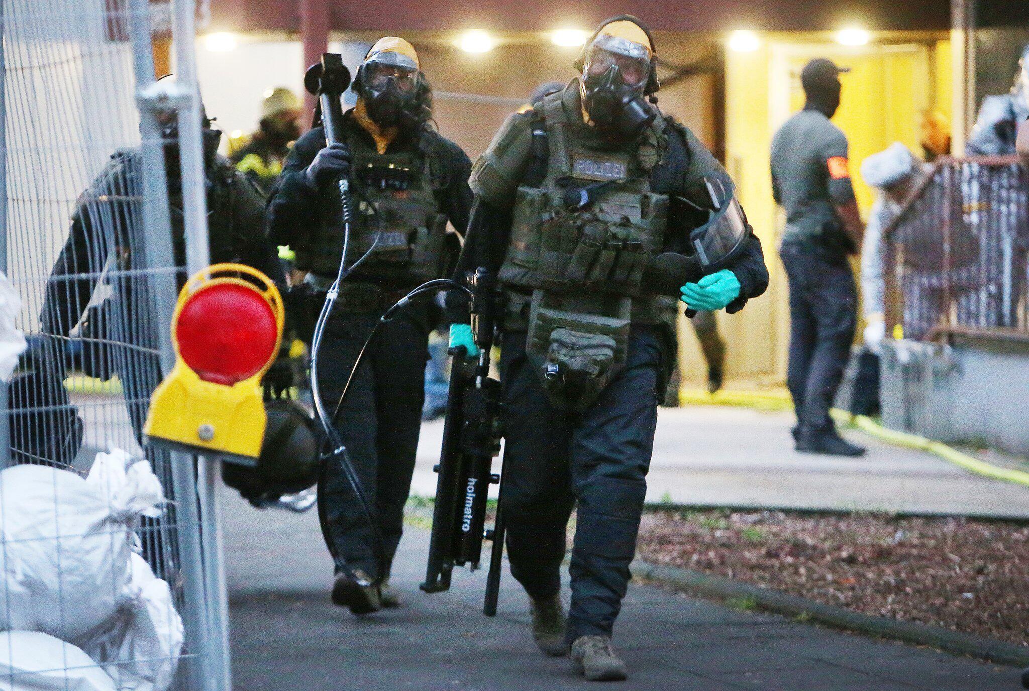 Bild zu Rizin-Bombenbauer plante islamistischen Anschlag