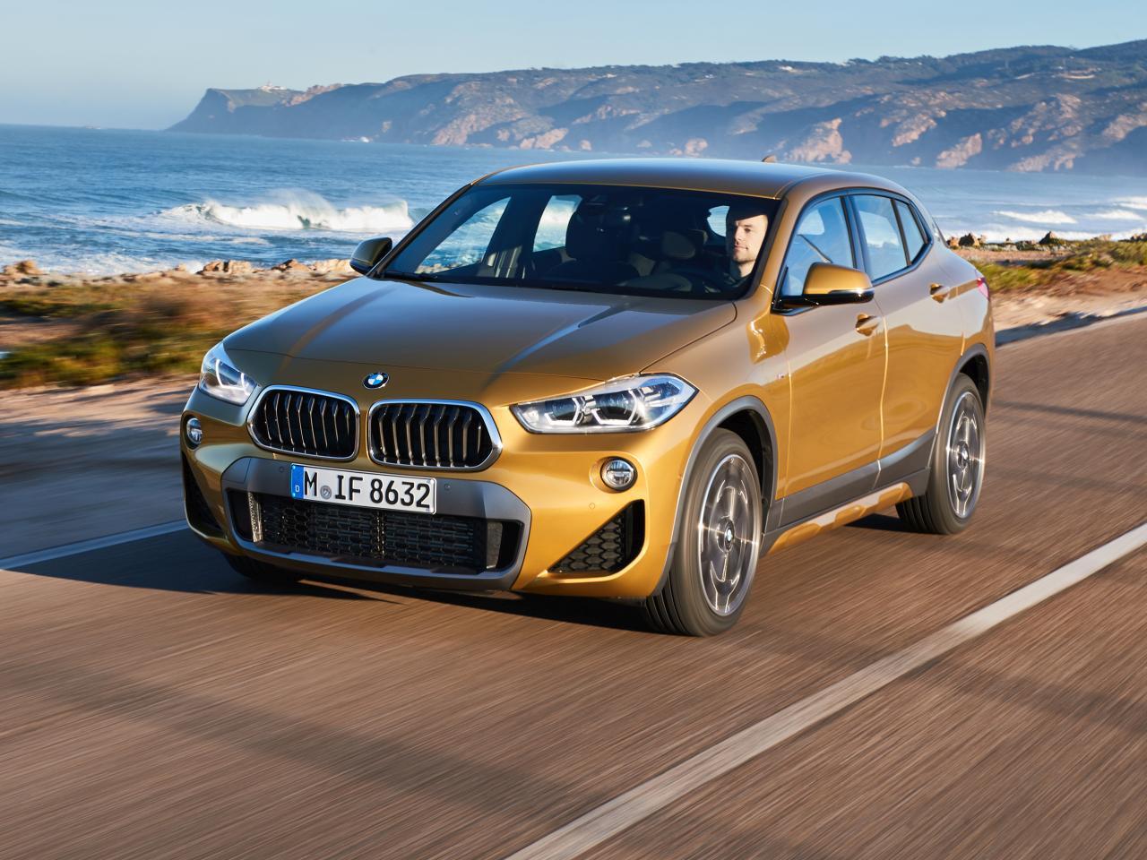 Bild zu BMW X2 (2018)