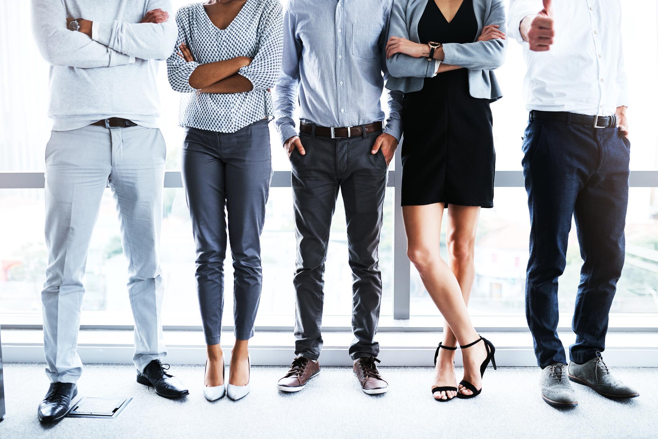 Bild zu Outfit, Mode, Fashion, Bewerbungsgespräch, Vorstellungsgespräch, Job, Bewerbung