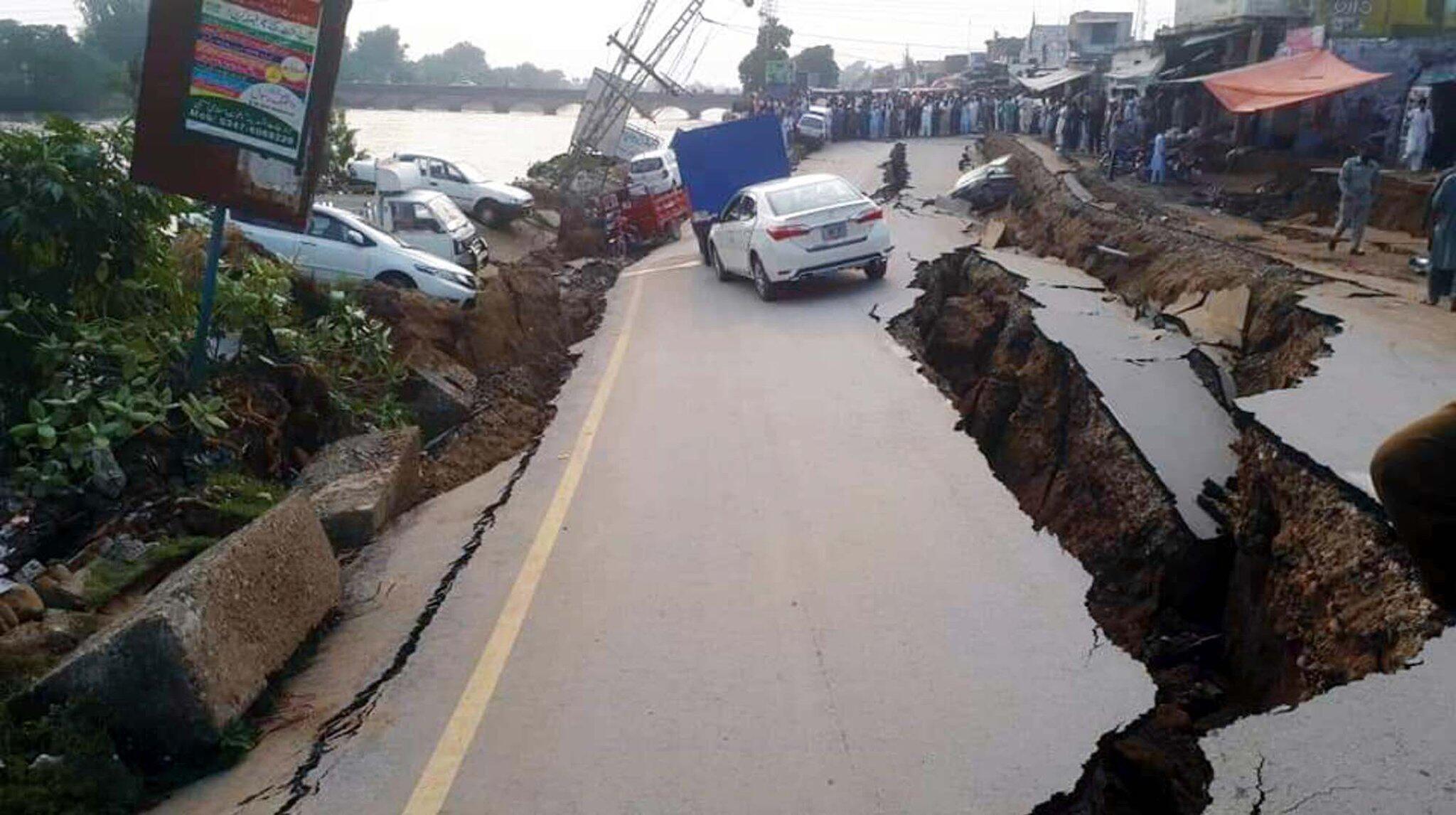 Bild zu Erdbeben in Pakistan