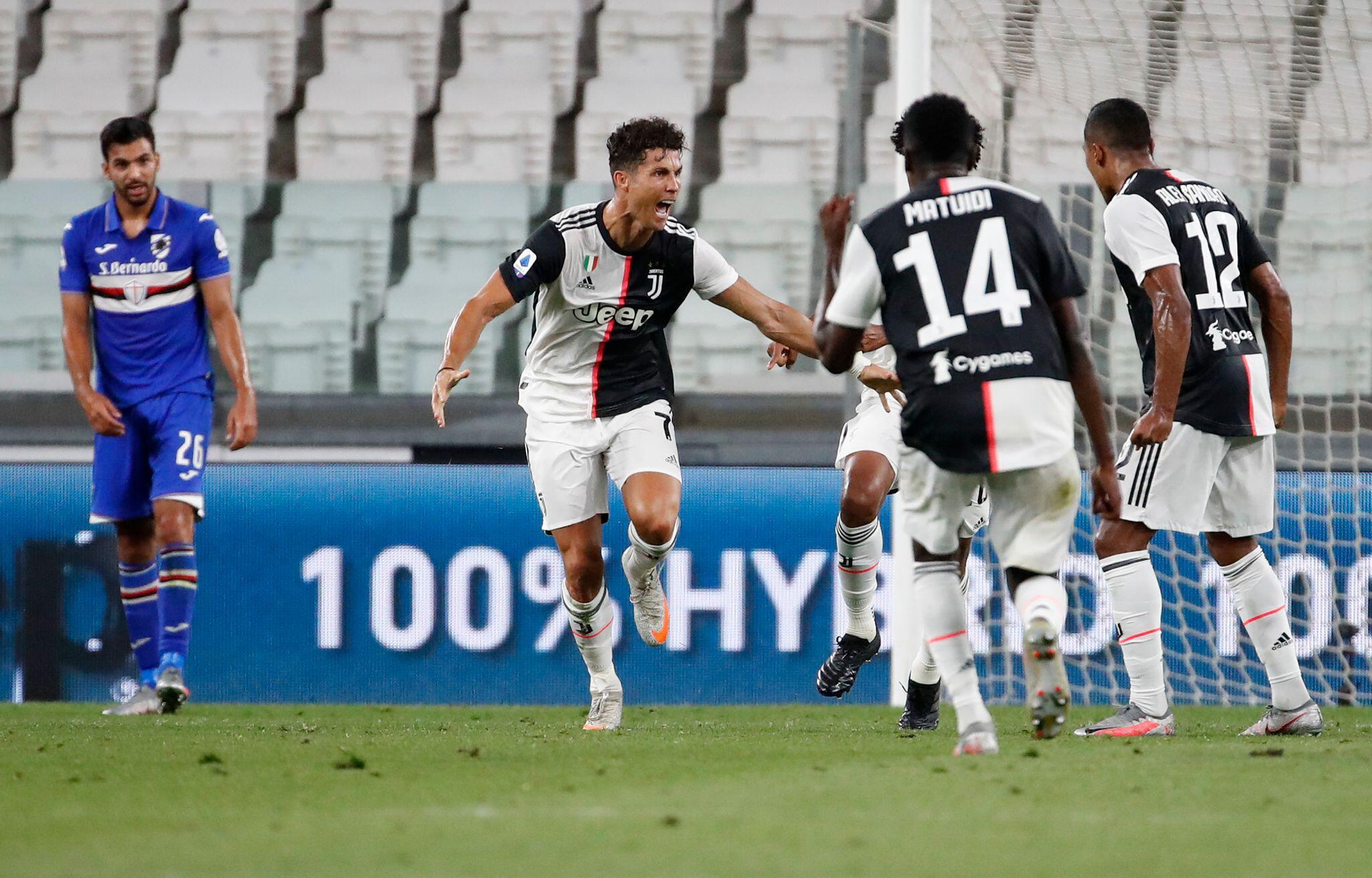Bild zu Juventus Turin - Sampdoria Genua
