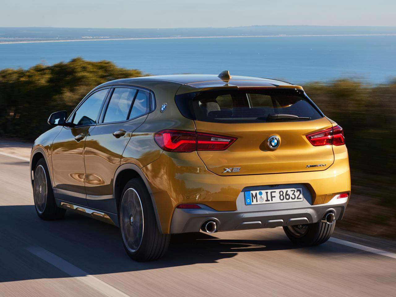 Bild zu BMW UKL2-Plattform