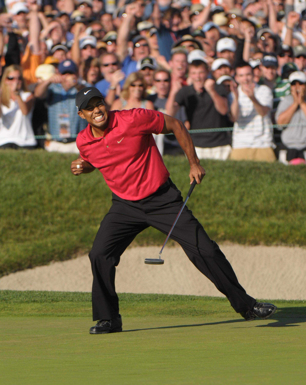 Bild zu Tiger Woods, San Diego, Kalifornien, USA, Torrey Pines, Major