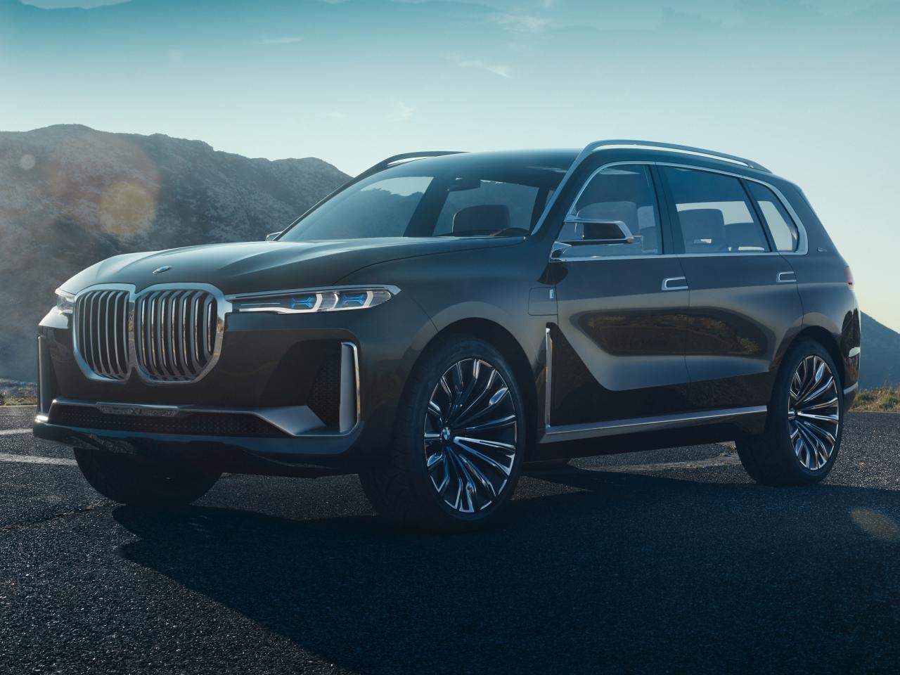 Bild zu BMW Concept X7 iPerformance