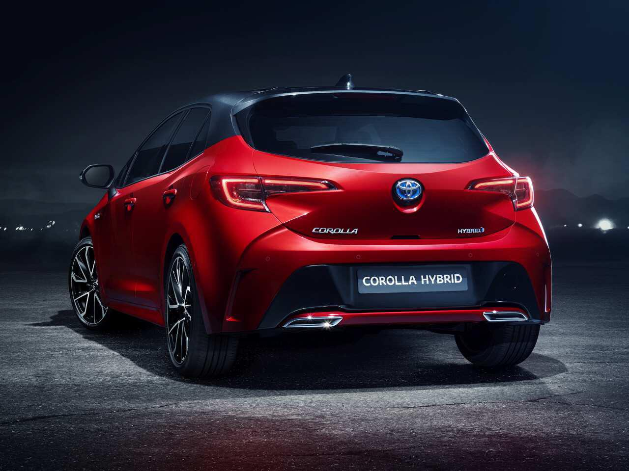 Bild zu Toyota Corolla 2019