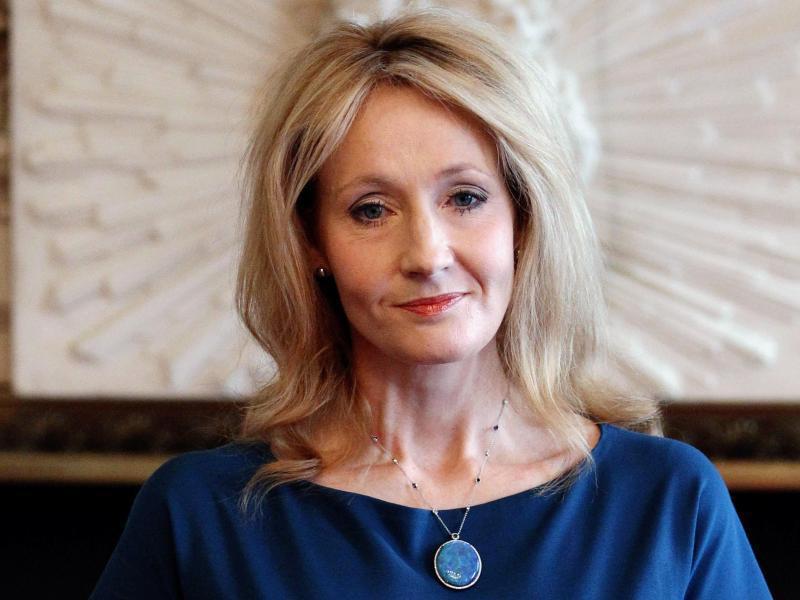 Bild zu J.K. Rowling