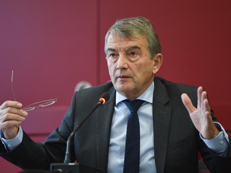 Bild zu DFB-Präsident