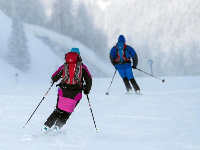 Skisport & Snowboarding Alpin Atomic Schuhe Attraktive Mode Diplomatisch Herren Skiausrüstung Mit Blizzard Ski