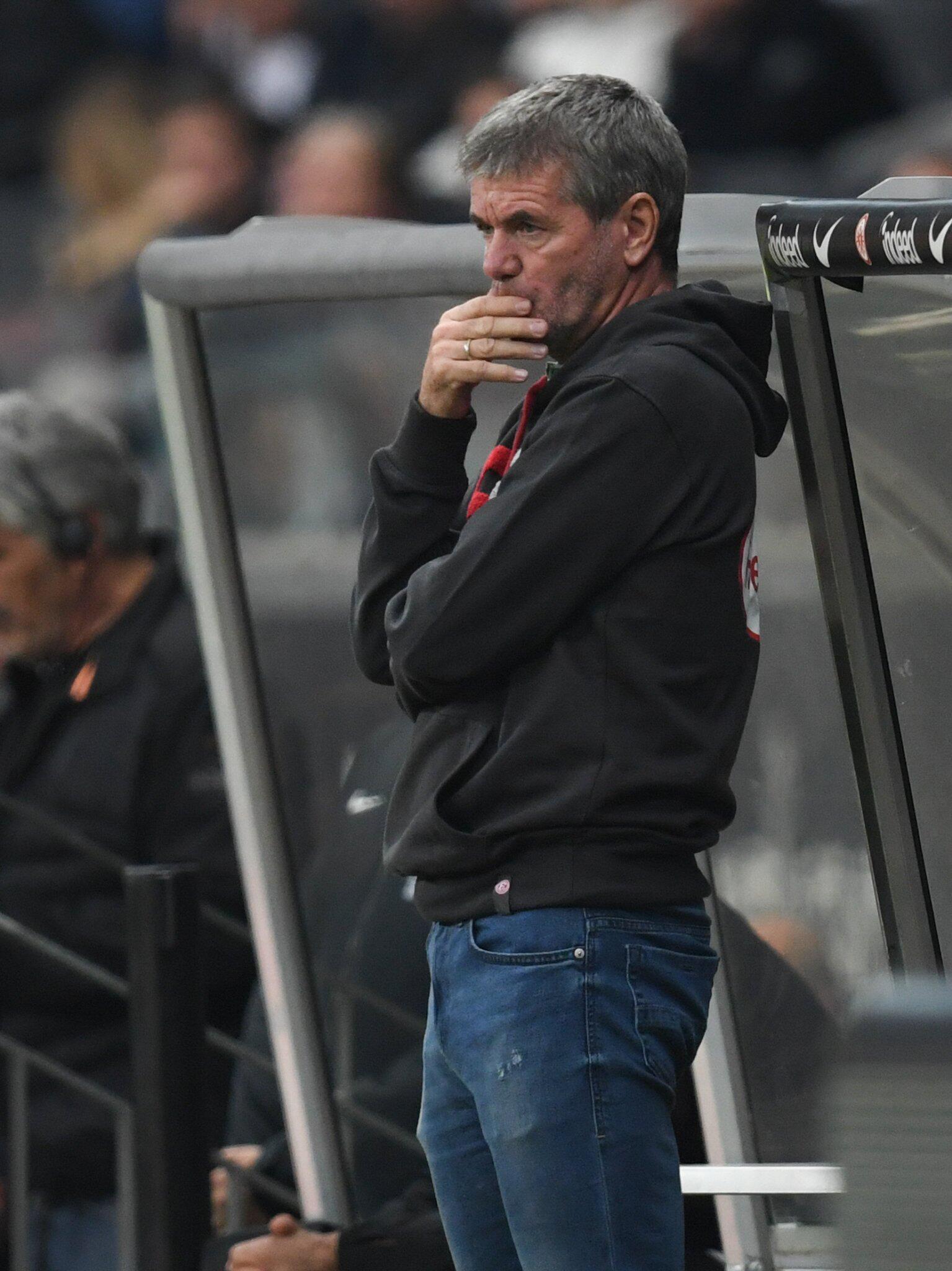 Bild zu Eintracht Frankfurt vs Fortuna Duesseldorf