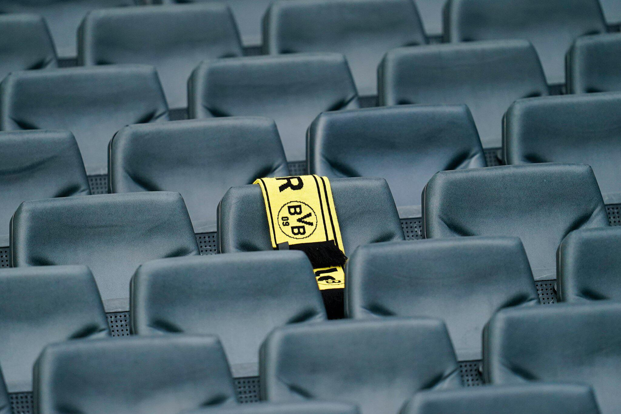 Bild zu AuchFussball-Revierderby Dortmund gegen Schalke ohne Publikum