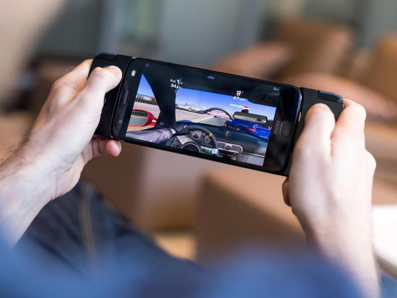 Bild zu Moto Gamepad