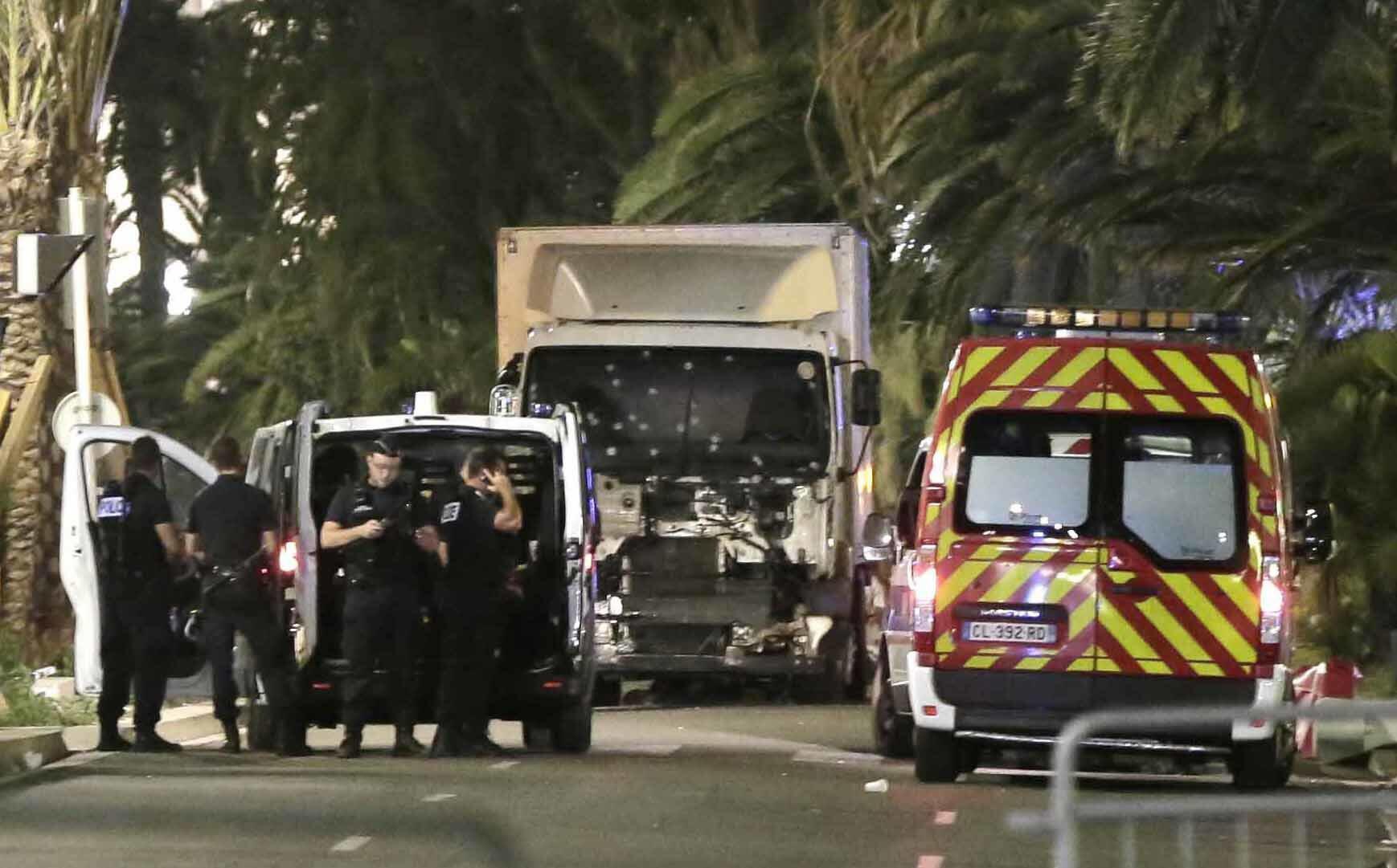 Bild zu Nizza, Terror, Sicherheit in Frankreich