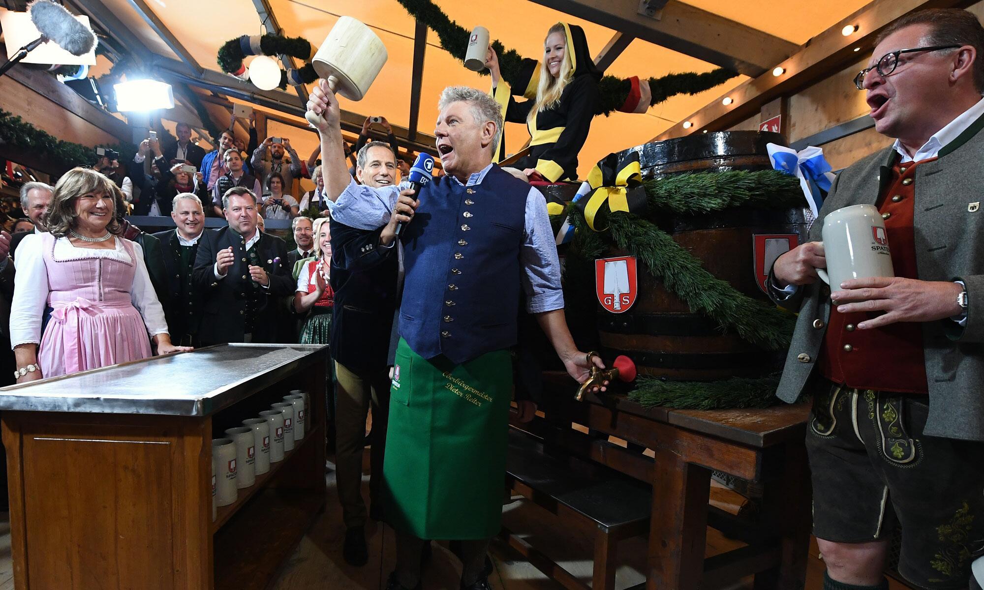 Bild zu Münchner Oktoberfest