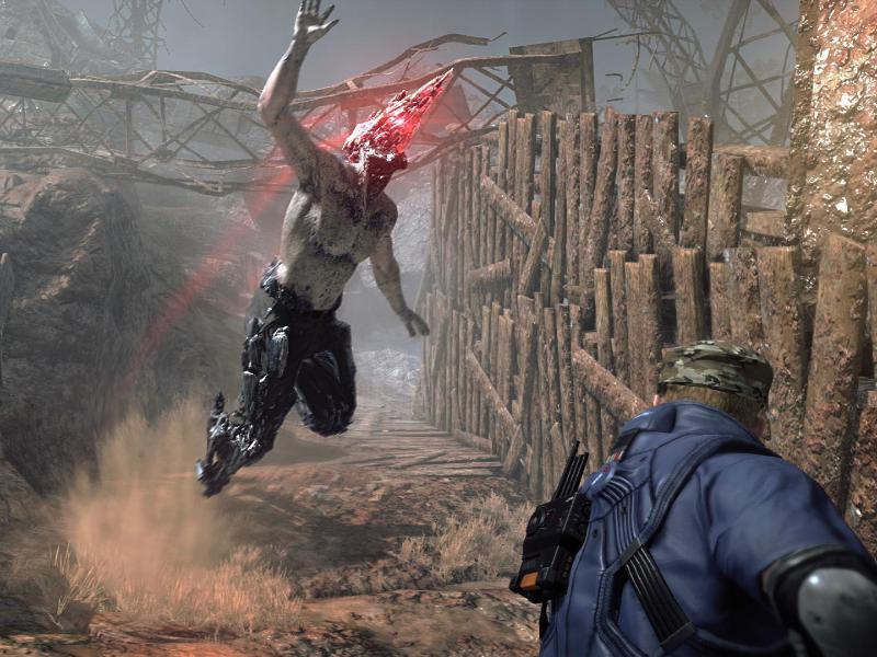 Bild zu «Metal Gear Survive»