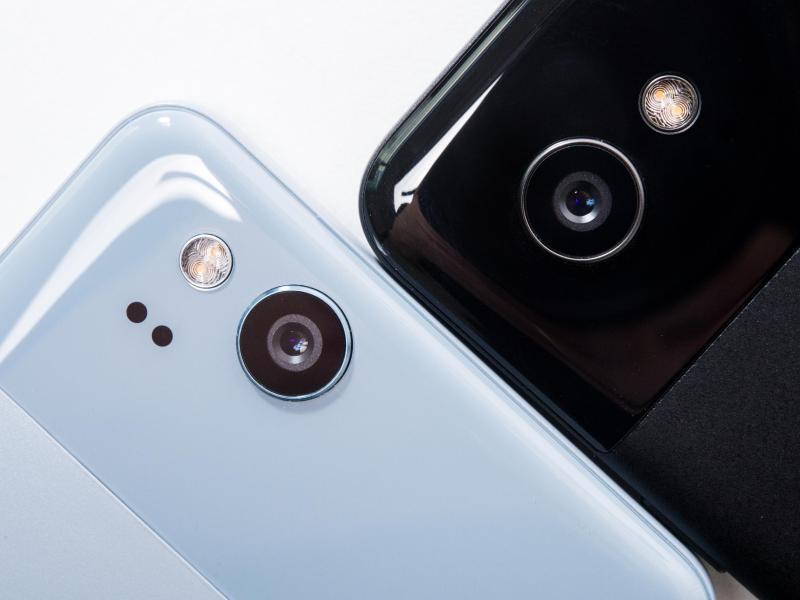Bild zu Kamera mit Dual-Pixel-Sensor