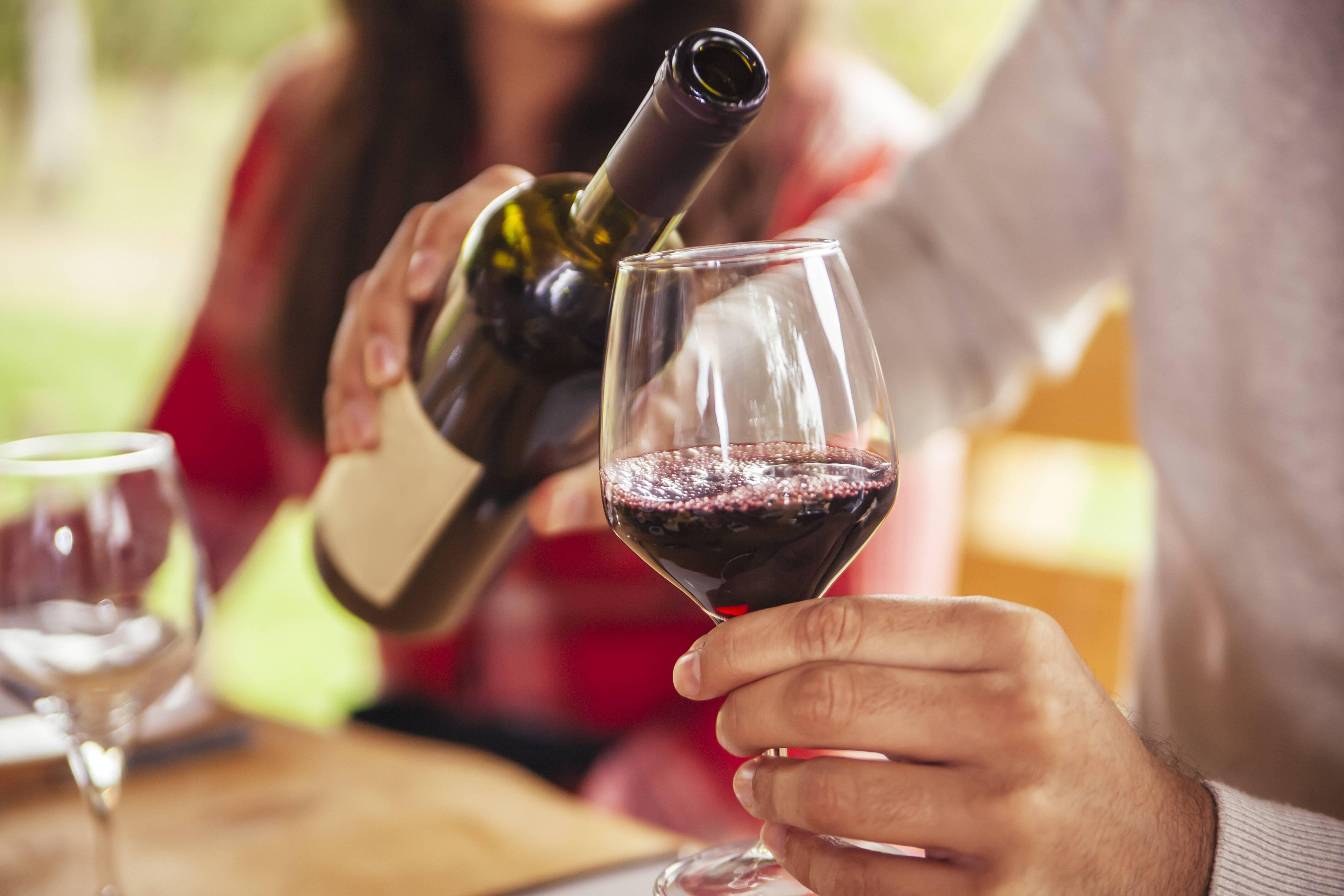 Bild zu Wein