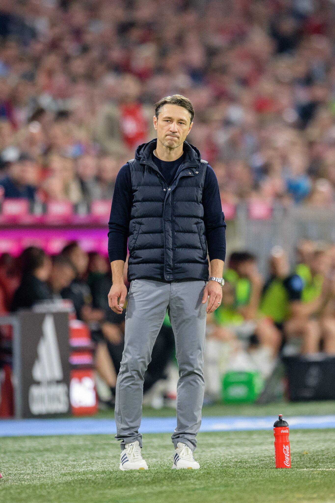 Bild zu Bayern München - Borussia Mönchengladbach, Bundesliga, Niko Kovac