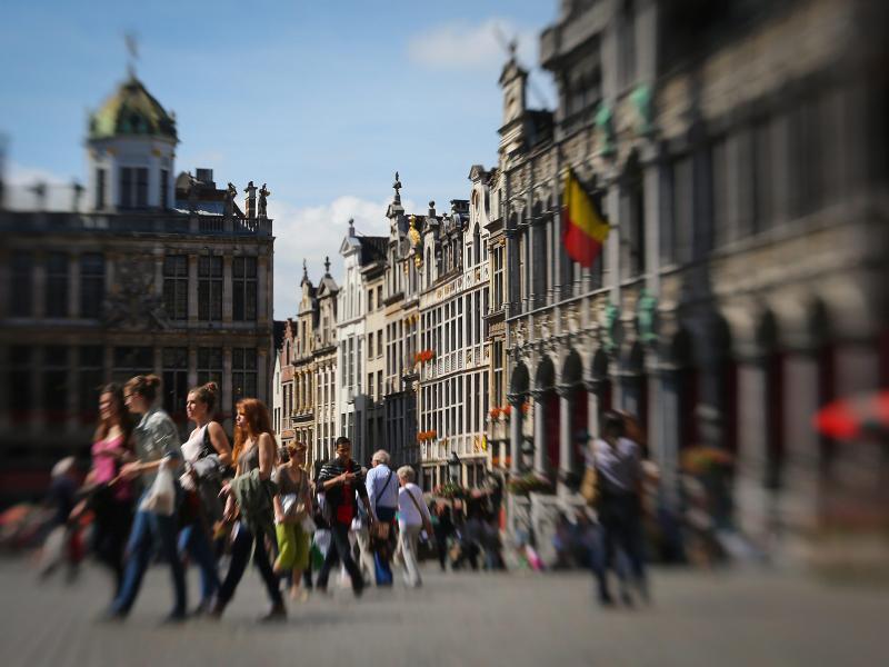 Bild zu Grosser Platz in Brüssel
