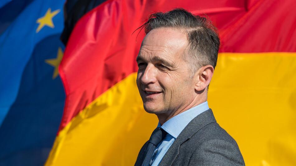 Aussenminister Maas reist nach Luxemburg