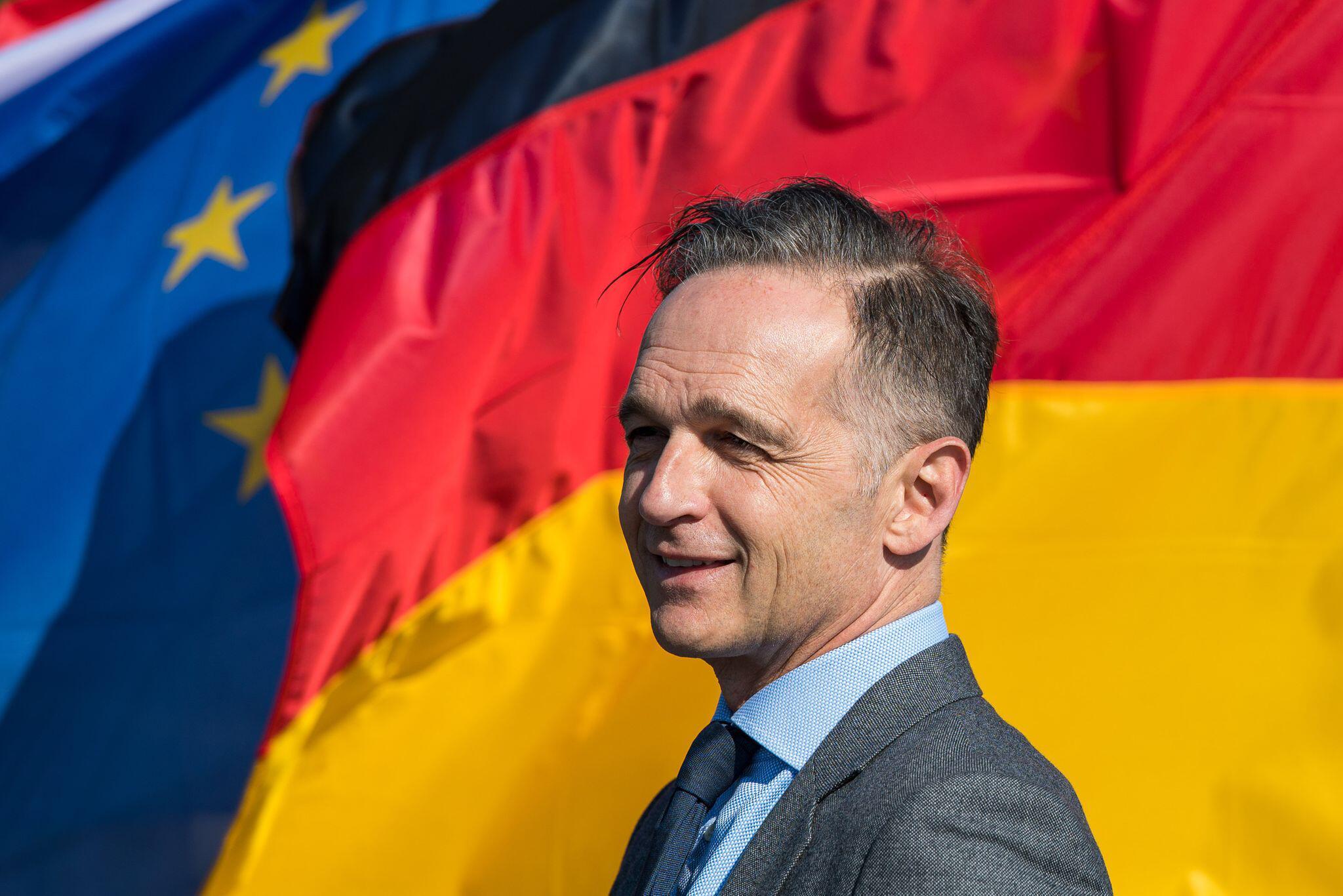 Bild zu Aussenminister Maas reist nach Luxemburg