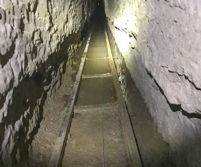 Bild zu Tunnel