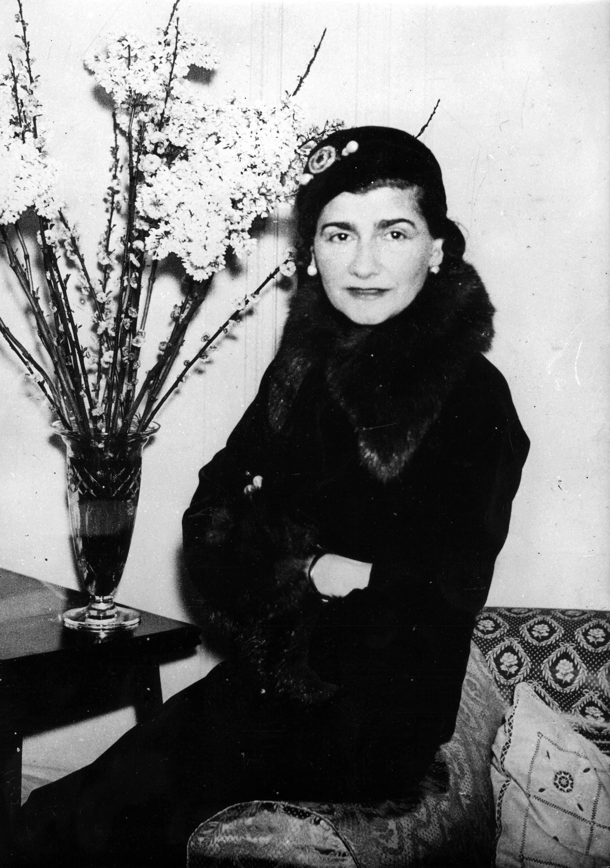 Bild zu Coco Chanel