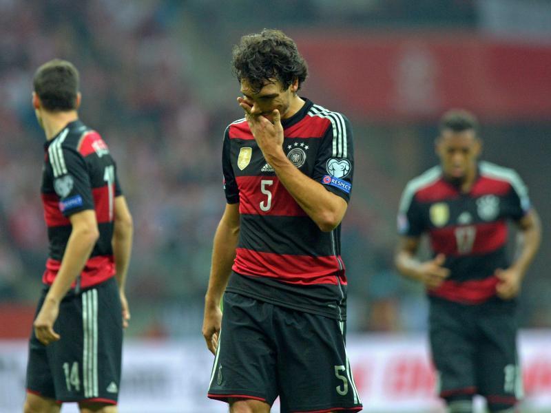 fussball em quali deutschland