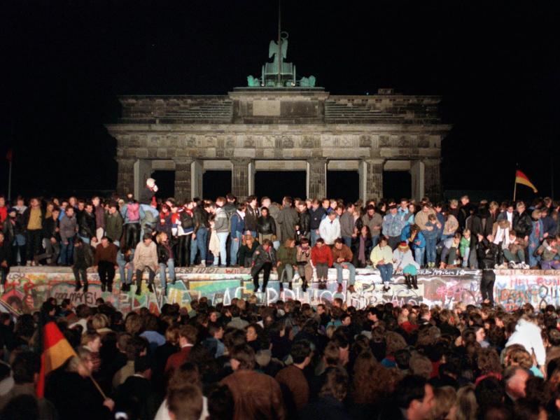 Bild zu Berliner Mauer