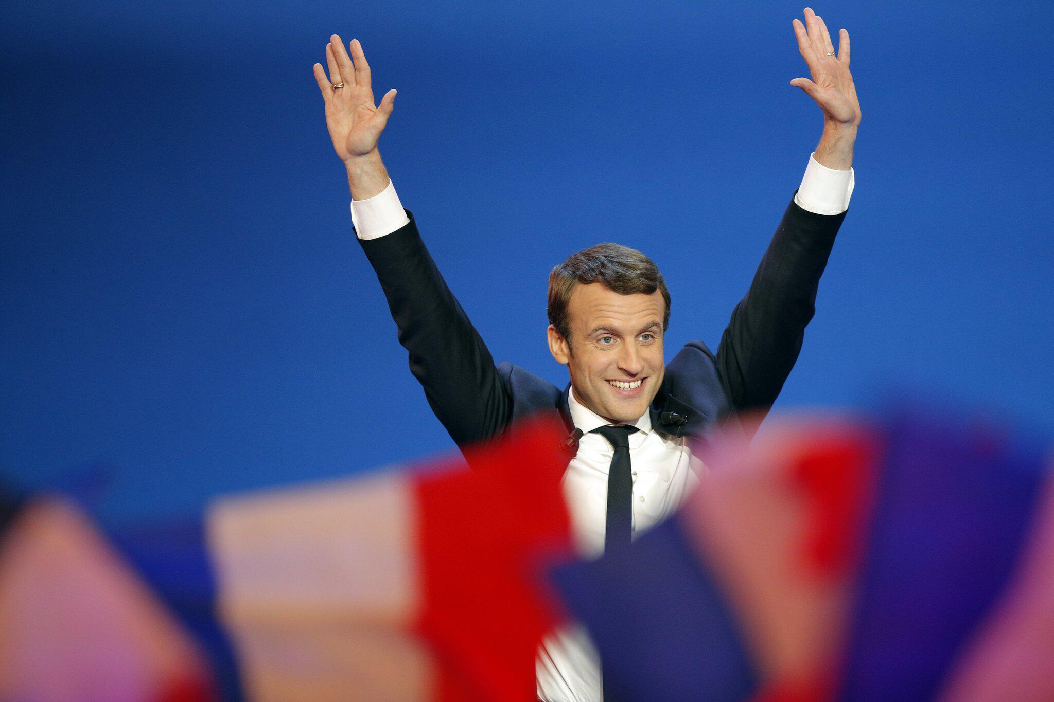 Bild zu Präsidentschaftswahl in Frankreich