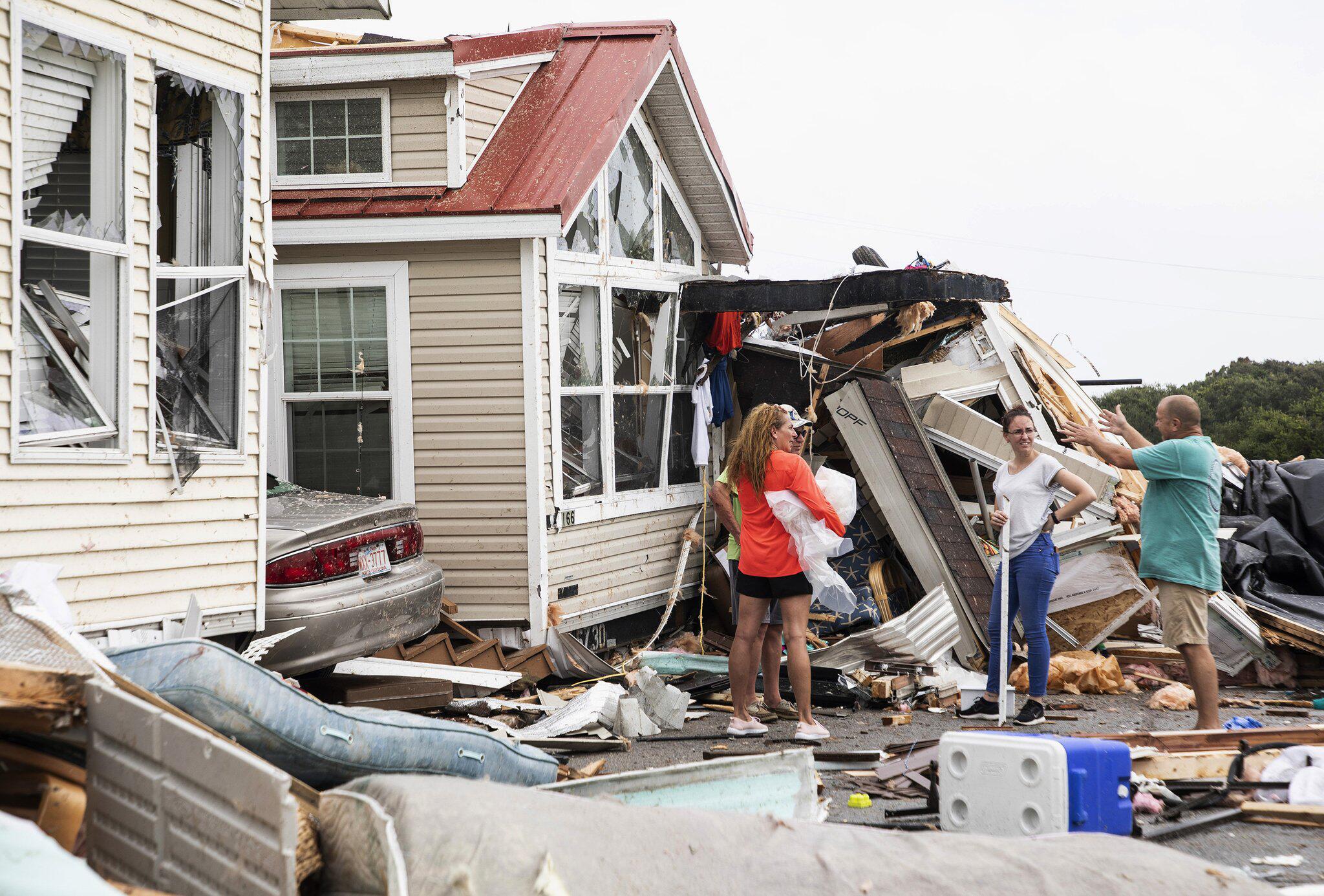 Bild zu Hurrikan «Dorian» - USA