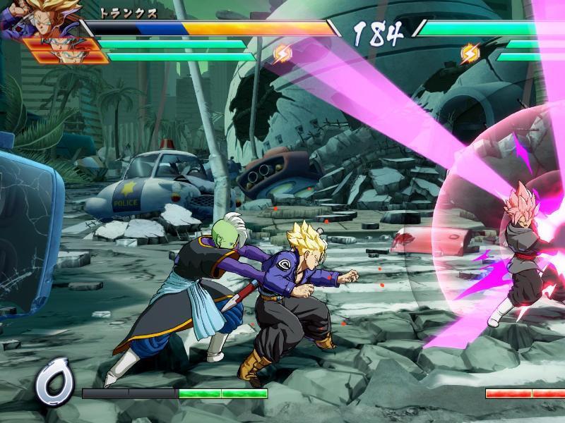 Bild zu «Dragon Ball Fighter Z»