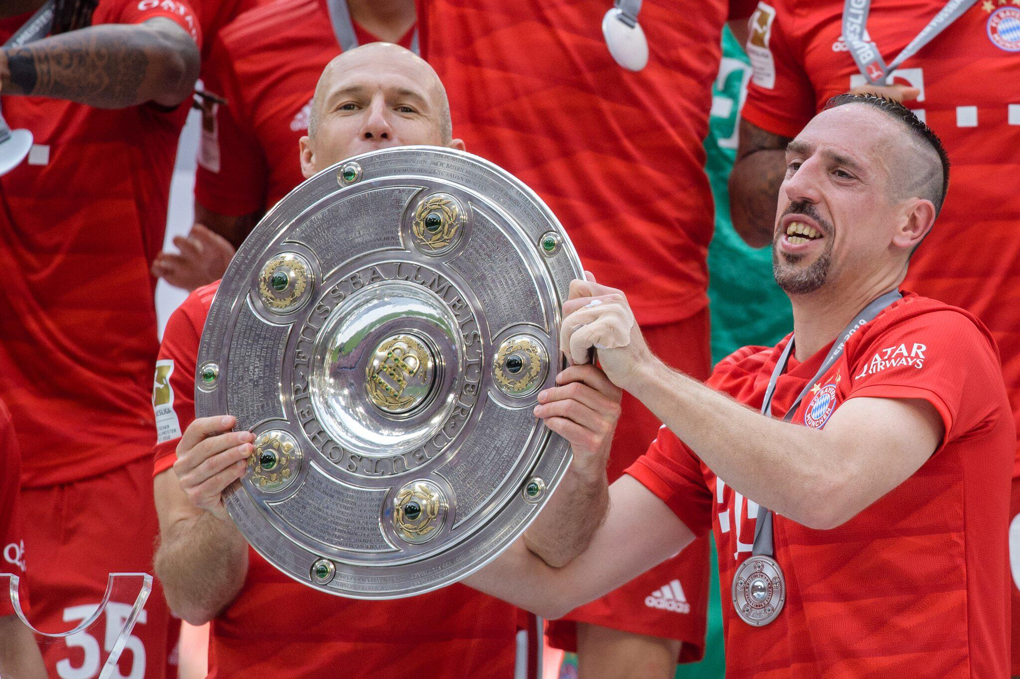 Bild zu Bayern Munich - Eintracht Frankfurt