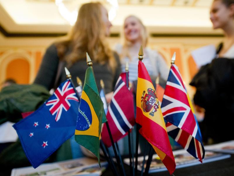 Bild zu Berufserfahrungen im Ausland