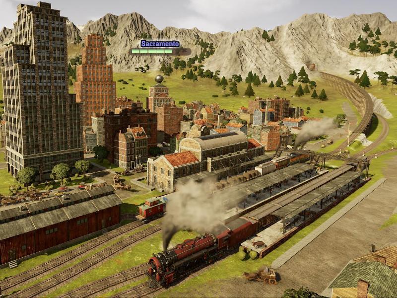 Bild zu «Railway Empire»