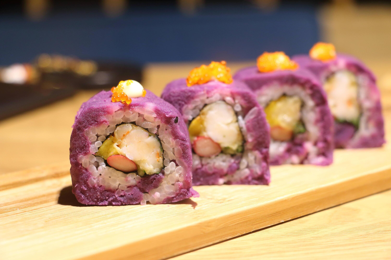 Bild zu Sushi