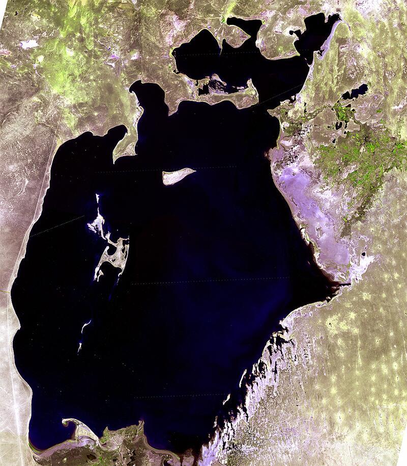 Bild zu Der Aralsee 1977
