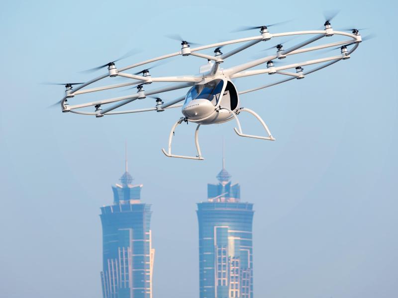 Bild zu Volocopter