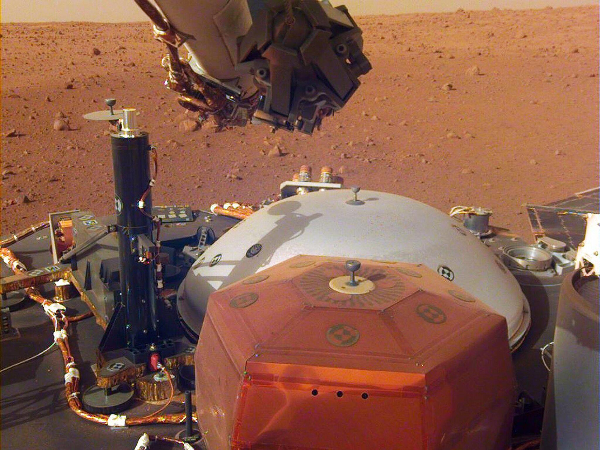 Mars Sonde Insight