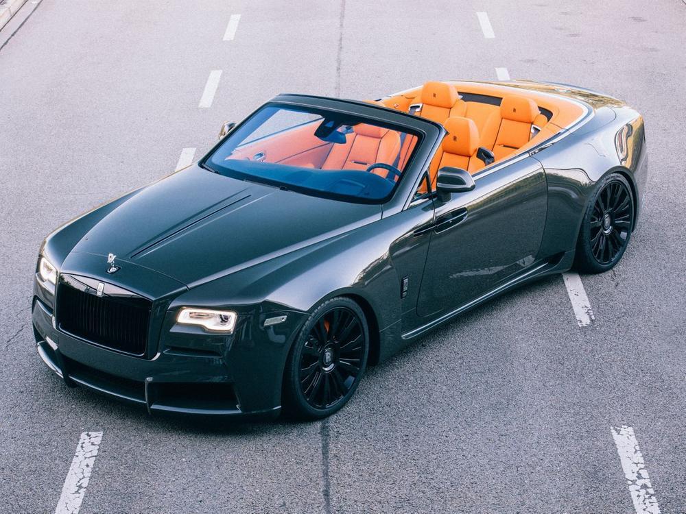 Bild zu Spofec trainiert den Rolls-Royce