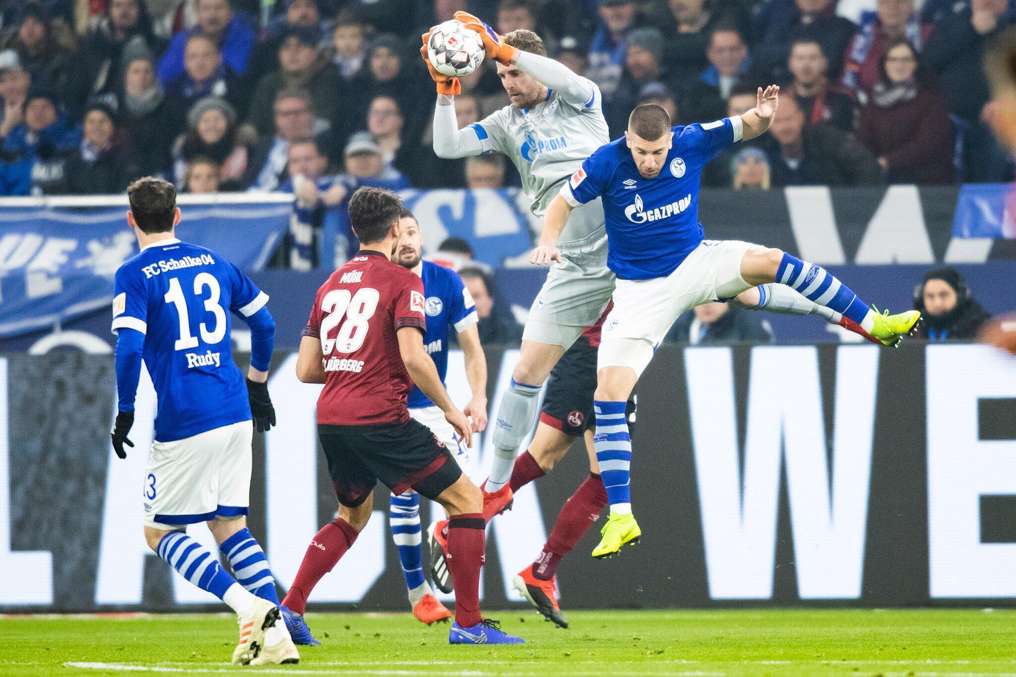 Bild zu FC Schalke 04 - 1. FC Nürnberg