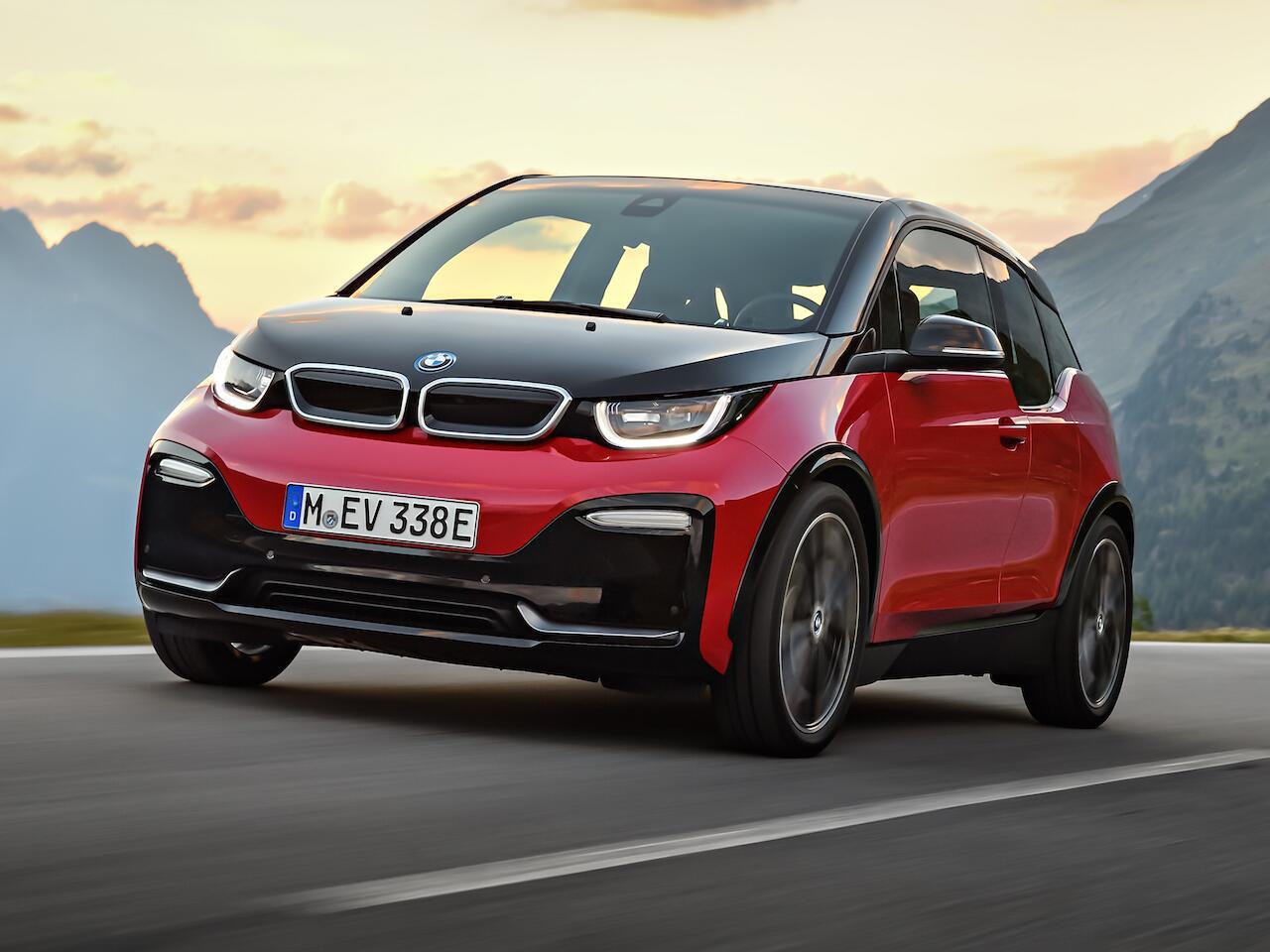 Bild zu BMW i3 Rex