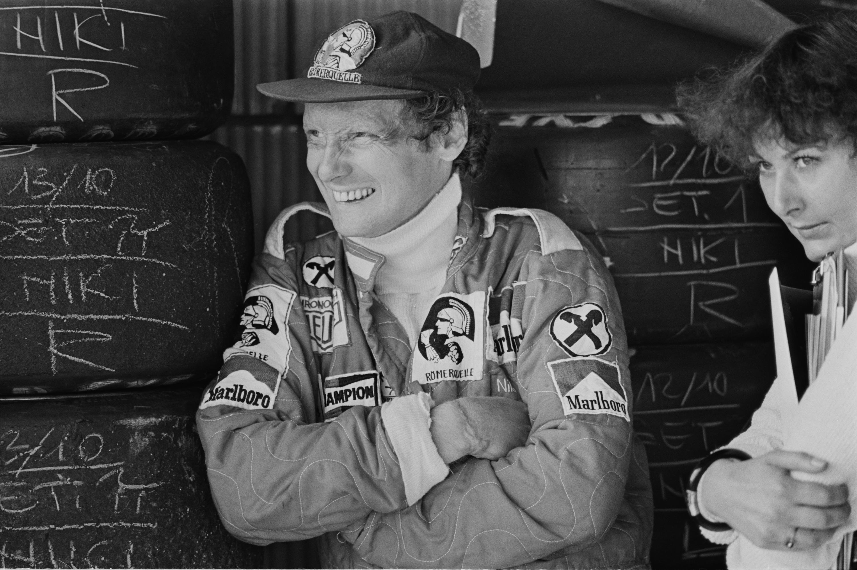 Bild zu Niki Lauda