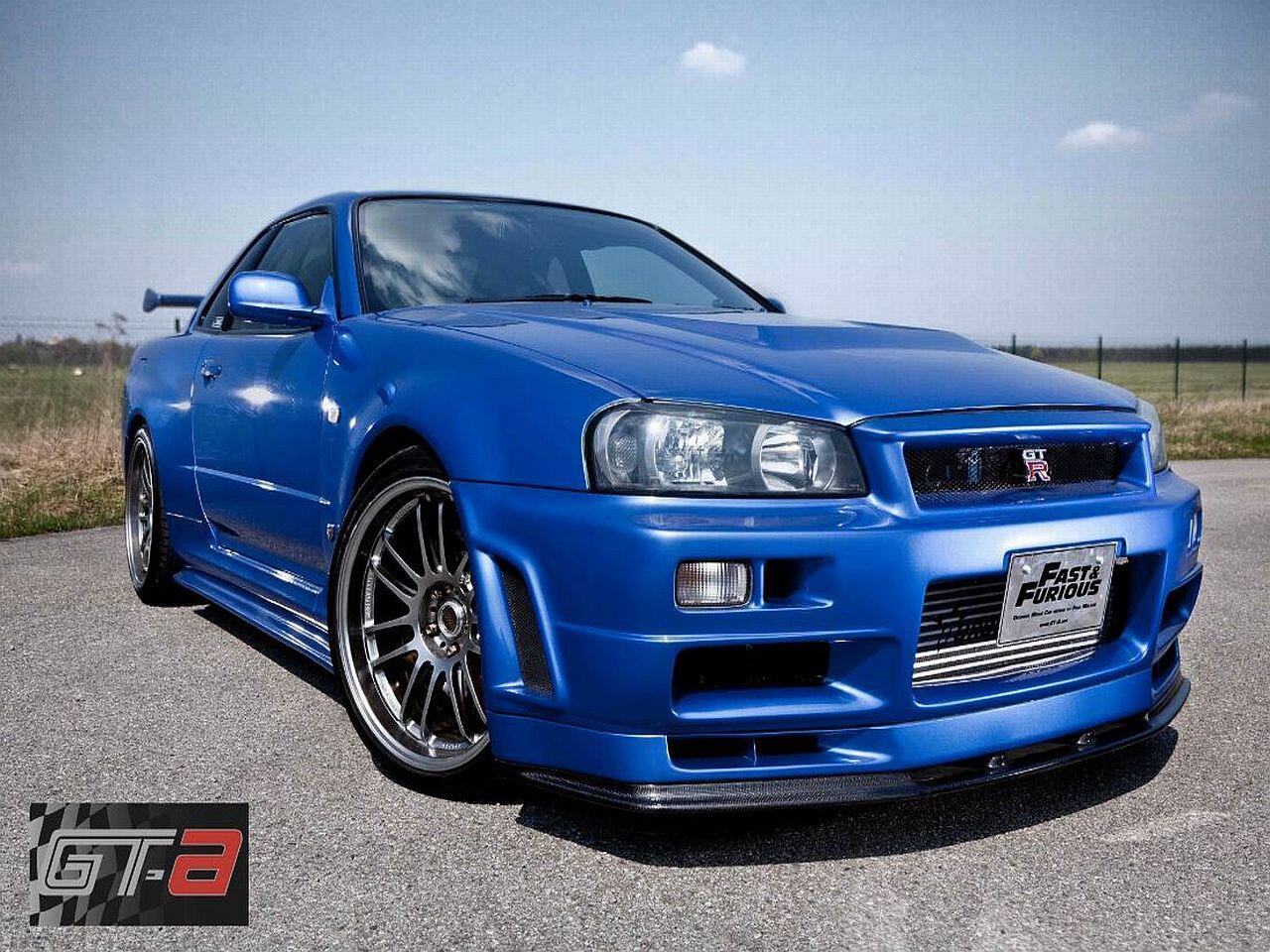 Bild zu Nissan GT-R
