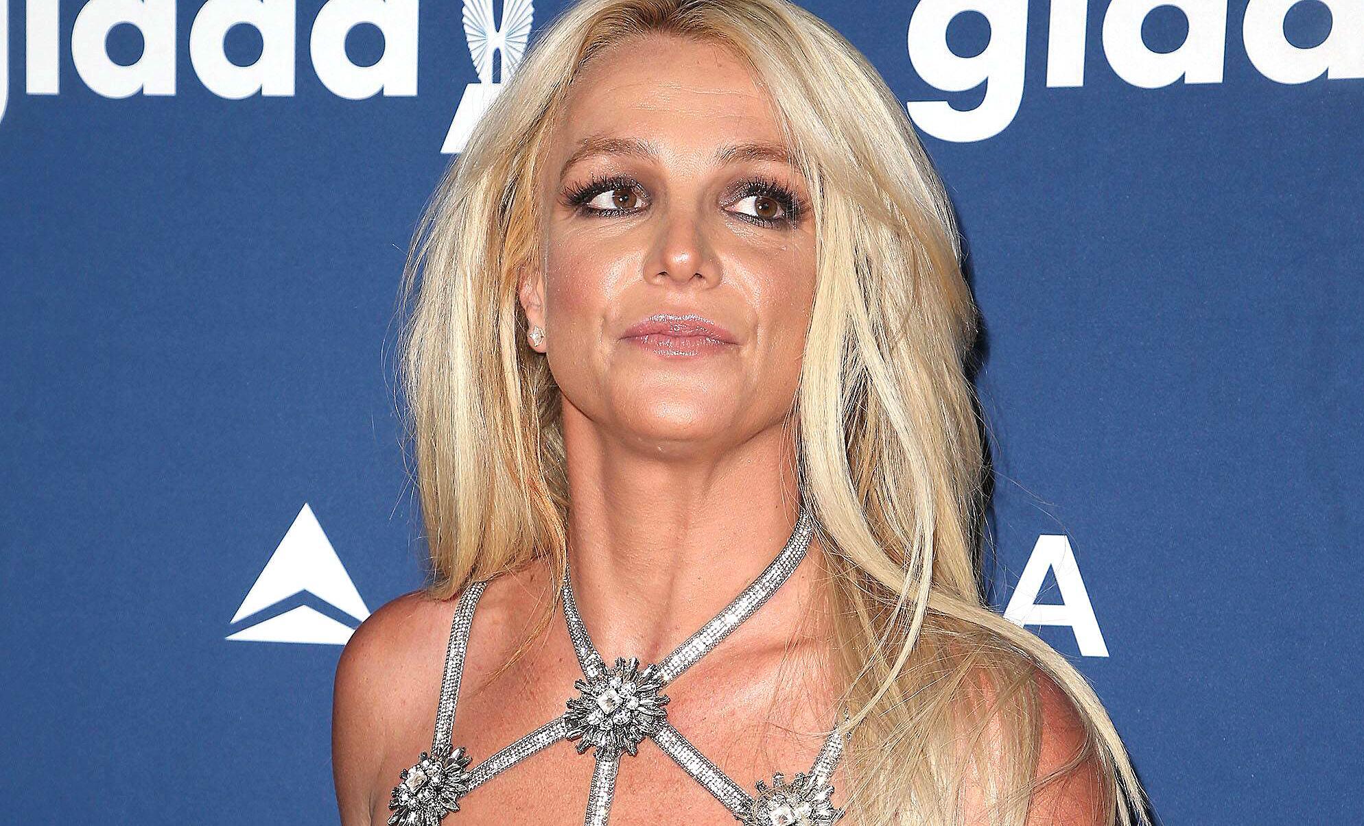 Bild zu Popsängerin Britney Spears