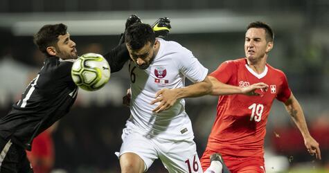 Schweiz - Katar