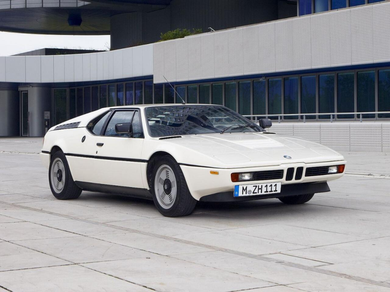 Bild zu BMW M1